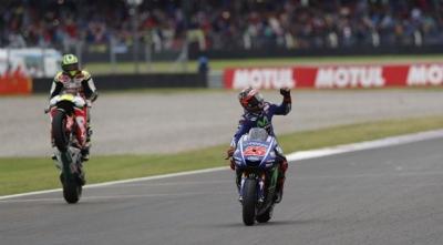 Hari Baik Yamaha, Hari Buruk Honda dan Ducati