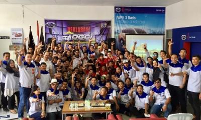 Berbagai Acara, Semarakkan Deklarasi DGCI Chapter Siger Kencana Lampung