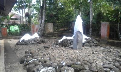 Pahoman, Gunung Karang (Dulu Dan Sekarang)