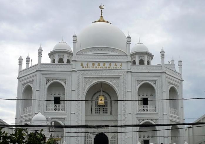 Jelajah Masjid Nusantara ala Kompasianer