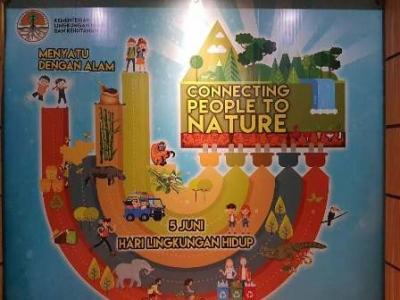 Connecting People to Nature Menjadi Tema Hari Lingkungan Hidup Sedunia