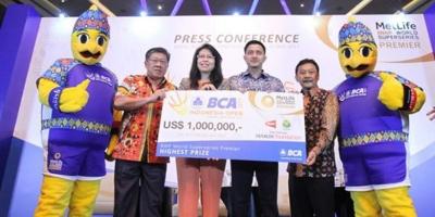 Sambut Indonesia Open 2017, Semarak Bertabur Prahara