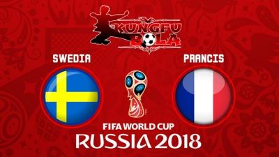 Prediksi Swedia vs Prancis 10 Juni 2017
