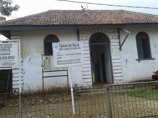 Nyenyore di Bulan Ramadhan, Merananya Gedung ex Tangsi Belanda di Menes  (2)