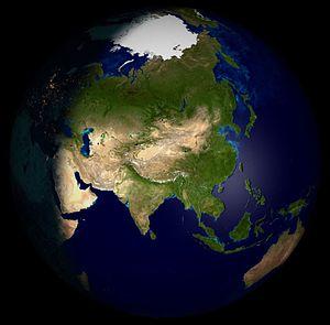 Benua Asia Terancam Krisis Air Parah Tahun 2050