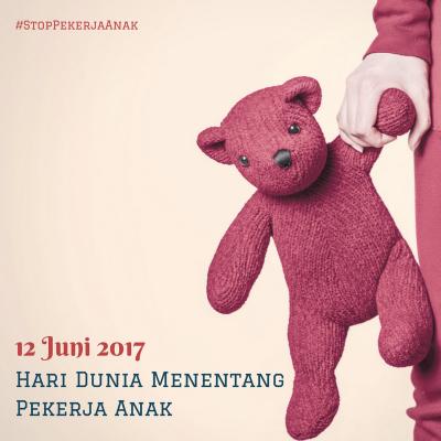 Stop Pekerja Anak !!!