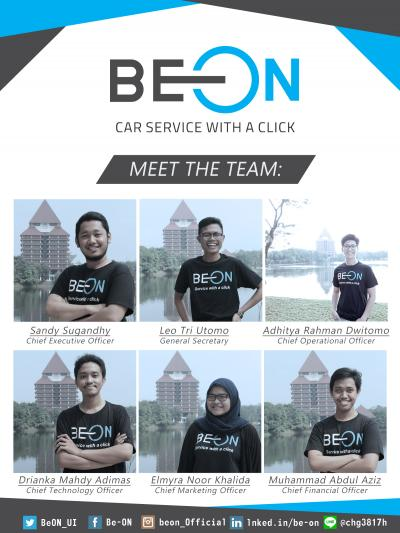 Be-ON: Meet The Team!