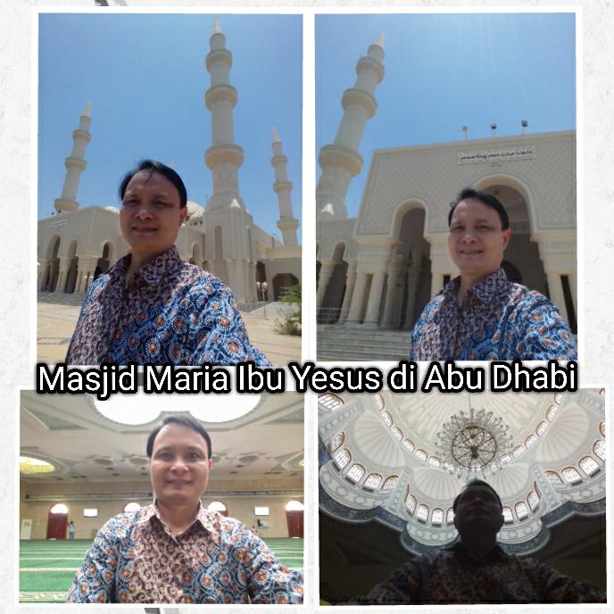 Masjid di Abu Dhabi Berganti Nama Menjadi