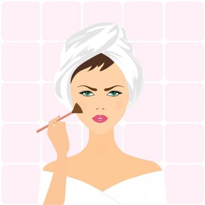 Resiko Memakai Make-up Tidak Sesuai Petunjuk?