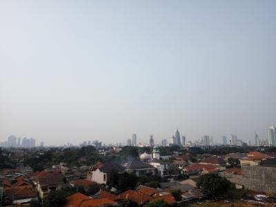 Jakarta, Seorang Ibu yang Makin Menua