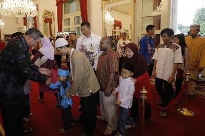 Rindu Lebaran di Istana Bareng SBY