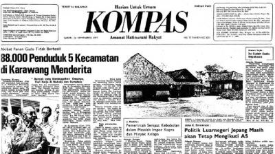 52 Tahun Harian Kompas, Apa Pendapat Anda?