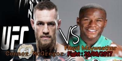UFC vs Boxer :