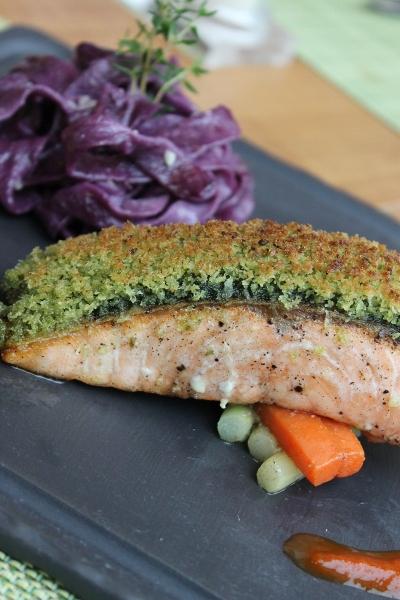 Mau Tau Cara Bikin Salmon Crusty? Begini Caranya!