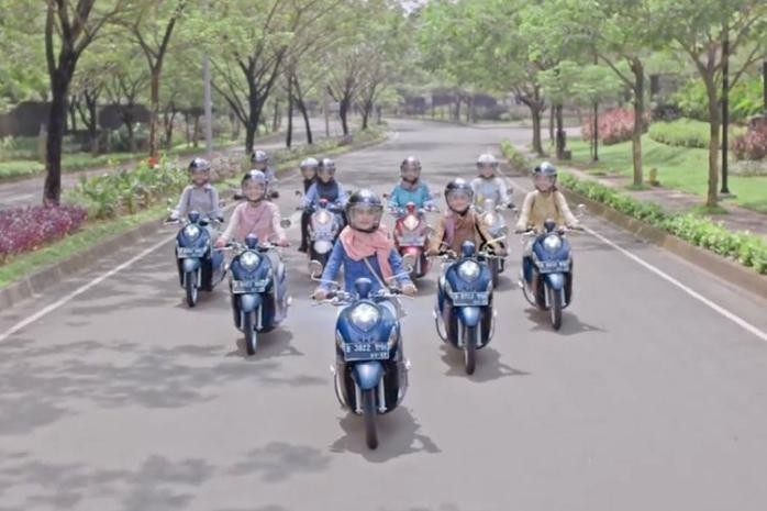 Yamaha Fino Grande, Motor Pilihan Kaum Hawa