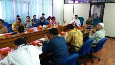 DPRD Kota Palembang Kunjungi Dinsos DKI Bahas Program Bansos dan Hibah