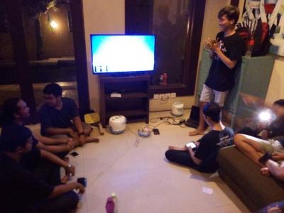 Gathering Kumbang  60+ Earth Hour Denpasar