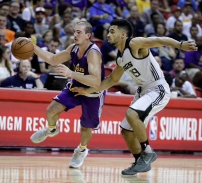 Kemenangan Perdana Lakers di Summer League