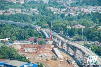 7 Hal yang Perlu Diketahui dari Proyek MRT di Angka Pengerjaan 74 %