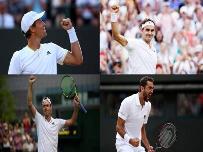 Wimbledon 2017, Siapa ke Final? Prediksi & Preview Putra