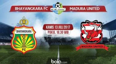 Madura United Gagal Kudeta PSM Makassar dari Puncak Klasemen Liga 1