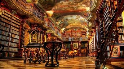 Menjaga Budaya Kepustakaan