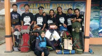 Minim Dukungan, Ekspedisi 100 Hari di Gunung Merbabu Tetap Berjalan