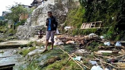 Mudahnya Bertemu Sampah di Ekspedisi Hulu Sungai Ciliwung
