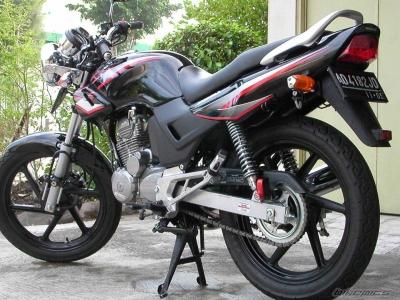 Honda Tiger 2000, Motor Lelaki yang Paling