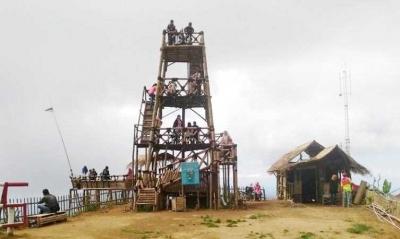 Destinasi Wisata Ndeso di Pinggang Merbabu