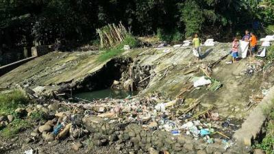 Saat Wacana Normalisasi Sungai Tak Kunjung Direalisasikan