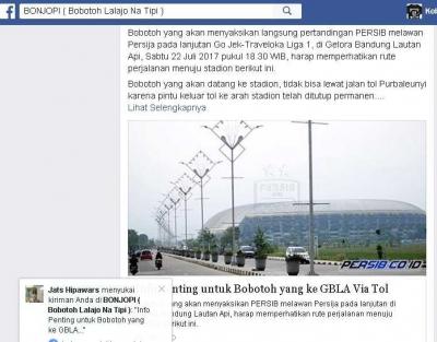 Duel Panas dan Adu Gengsi Persib Bandung vs Persija Jakarta