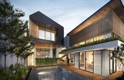 Foto Desain Arsitektur Visualization oleh Kunkun 3D