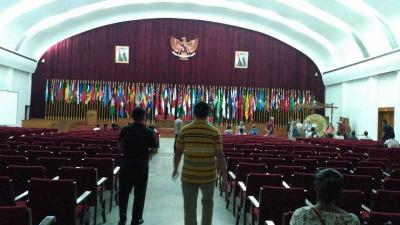 Gratis! Pesona Museum Konferensi Asia Afrika bagi Wisatawan Asing