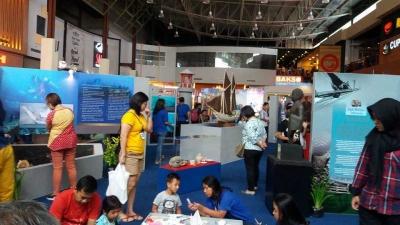 Pameran Jejak Maritim dan Nonton Bareng Film Gambar Cadas Menyambut Kongres Arkeologi