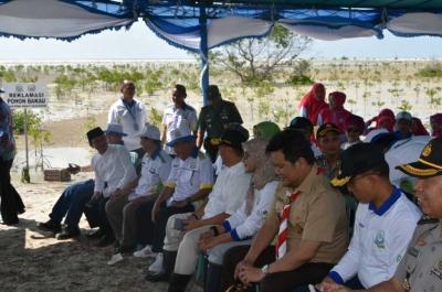 Ribuan Sertifikat Tanah Gratis untuk Masyarakat Kabupaten Bangka Bakal Direalisasi Gubernur