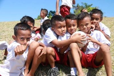Hari Anak Nasional dan Pulau Rote Ndao