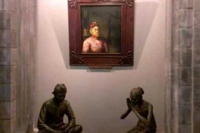 Museum Ullen Sentalu di Kaliurang