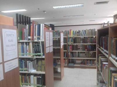 Perpustakaan Terpadu Direktorat Jenderal Kebudayaan Mengajak Masyarakat Umum Menjadi Anggota