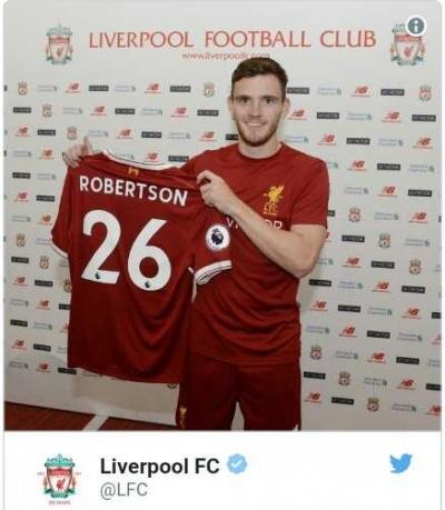 Mantan Kasir Supermarket yang Siap Bersinar di Liverpool FC