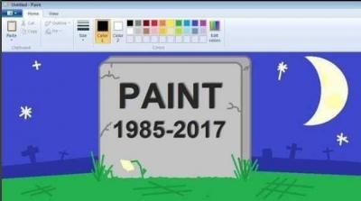 Microsoft Paint dan Kenangan Masa Kecil yang Tertinggal