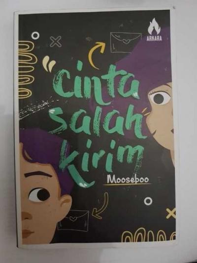 Review Novel: Cinta Salah Kirim - Funny, Fresh, Sweet Like A Lemon