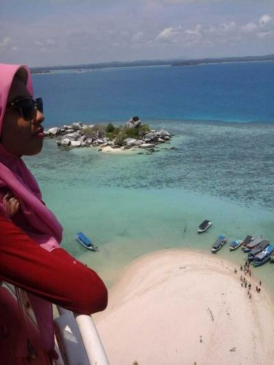 Senyum Ceria Perjalanan di Belitung (2)