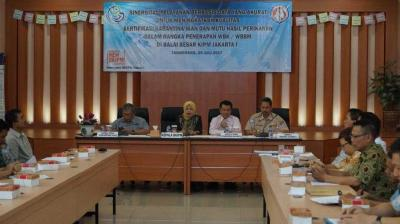 Implementasikan WBK/WBBM Balai Karantina Ikan Jakarta Tingkatkan Kualitas Pelayanan