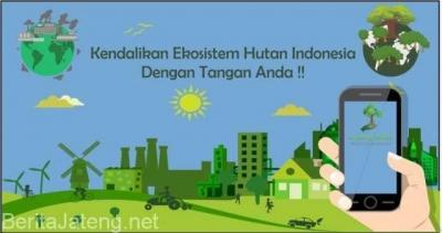 Start Up Lindungi Hutan, Mimpi Menghijaukan Indonesia