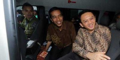 Lima Bukti Jokowi