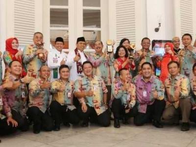 DKI Jakarta Raih Berbagai Penghargaan Lingkungan Hidup