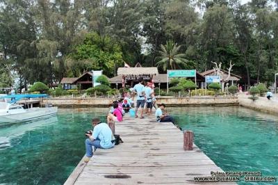 Pulau Pelangi Resort - Pulau Seribu