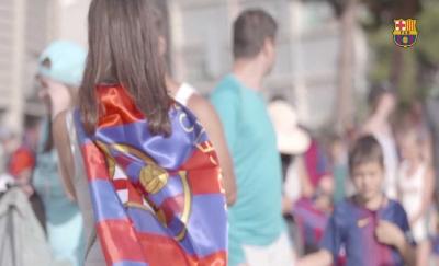300 Unit Smartphone FC Barcelona Dilapisi Emas Ludes Dalam 11 Jam
