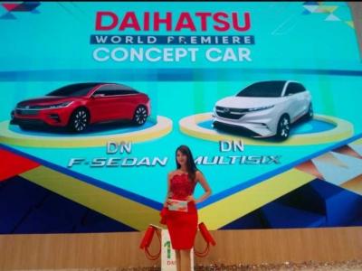 Debut DN Multisix & DNF Sedan Dalam Keceriaan 110 Tahun Daihatsu